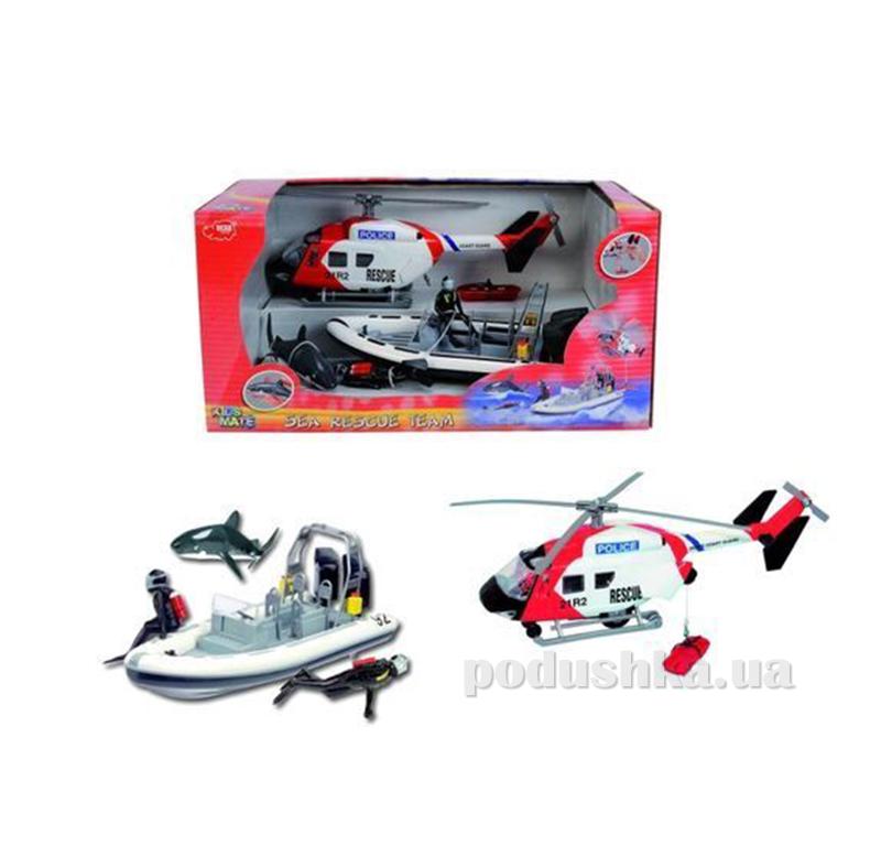 Игровой набор Морская спасательная служба Dickie 3314647
