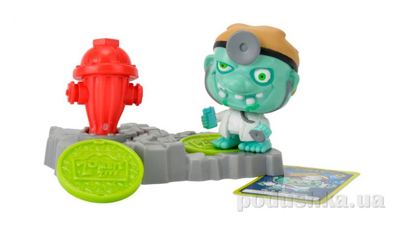Игровой набор Опасные ловушки серии Zombie Zity 4382859