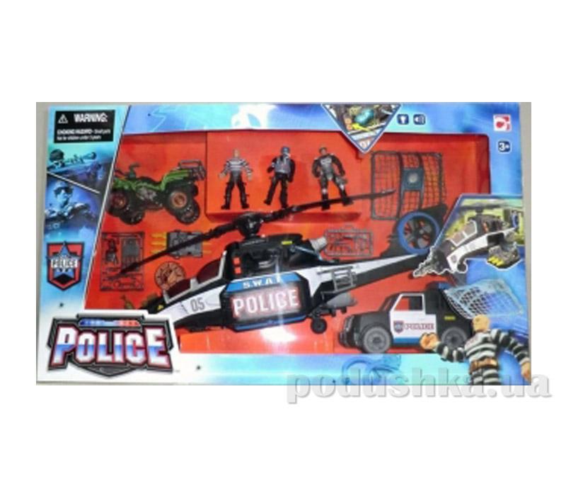 Игровой набор Полиция 2 Chap Mei