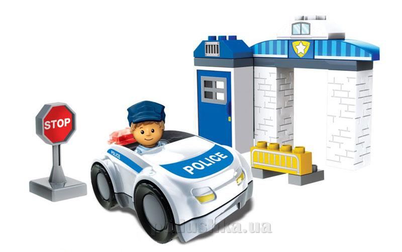 Игровой набор Полиция 362 Mega Bloks Серия Город