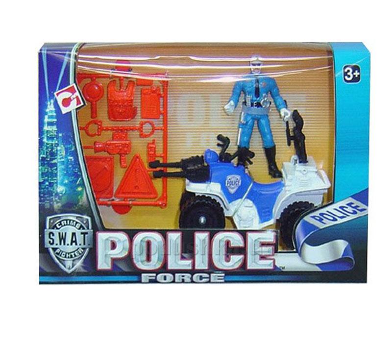 Игровой Набор Полиция 501002 Chap Mei