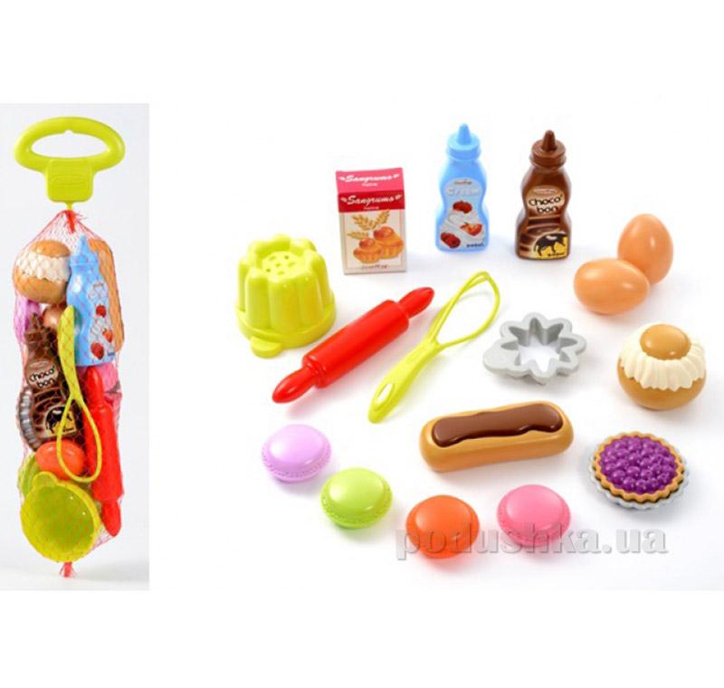 Игровой набор продуктов Вкусный десерт Ecoiffier 000952