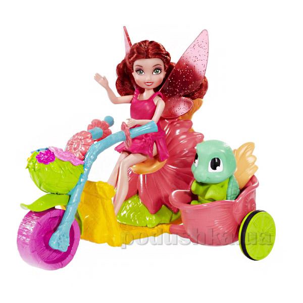 Игровой набор с куклой Вечеринка феи Розетты Fairies Jakks 49150