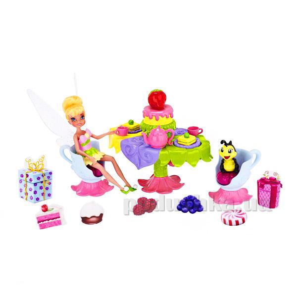Игровой набор с куклой Вечеринка феи Звоночек 42243 Fairies Jakks
