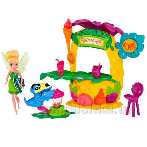 Игровой набор с куклой Вечеринка феи Звоночек 49149 Fairies Jakks
