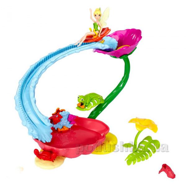 Игровой набор с куклой Звоночек Бассейн 49152 Fairies Jakks
