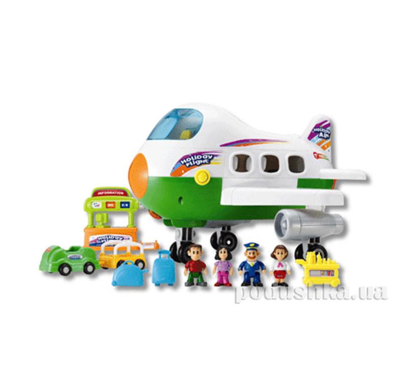 Игровой набор Самолет  Keenway 12411