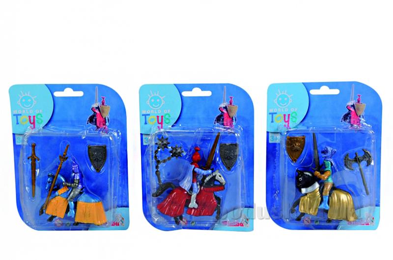 Игровой набор Simba Рыцарь на коне 3 вида 437 6813
