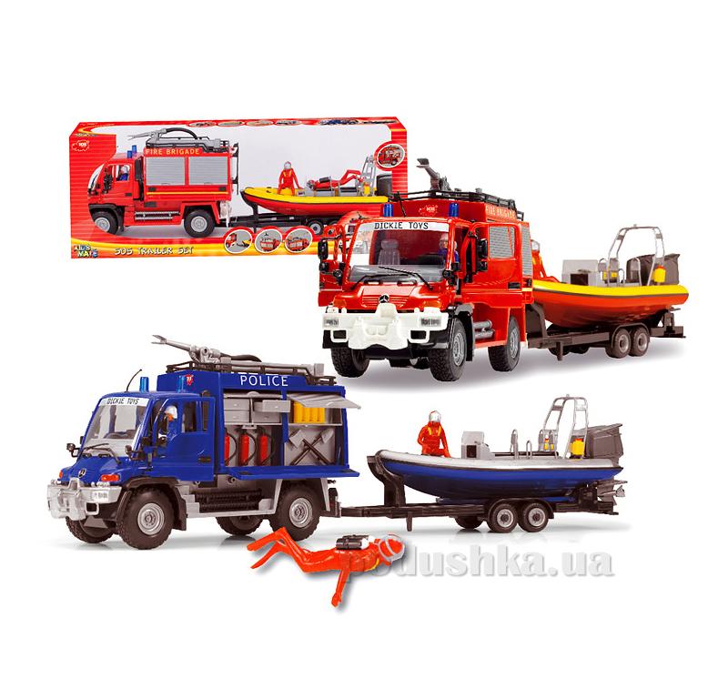 Игровой набор Служба спасения Dickie 3314867