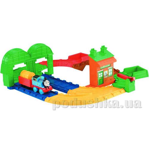 Игровой набор Станция Кнепфорд серии Томас и друзья CDN18