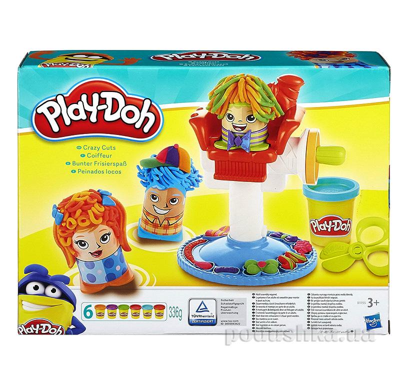 Игровой набор Сумасшедшие прически Play-Doh Hasbro AKT-B1155