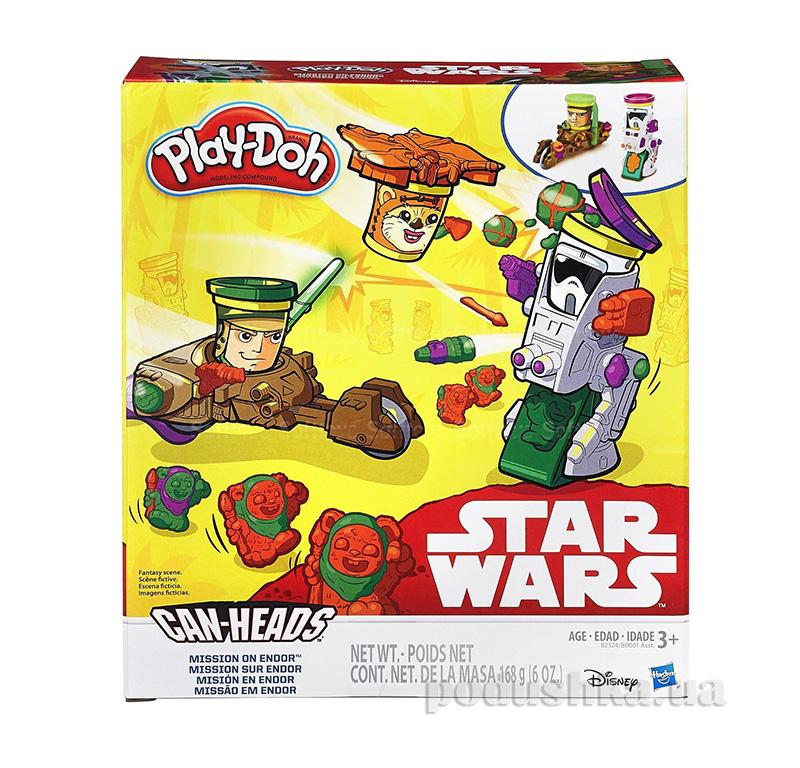 Игровой набор Транспортные средства героев Звездных войн Play-Doh Hasbro AKT-B0001