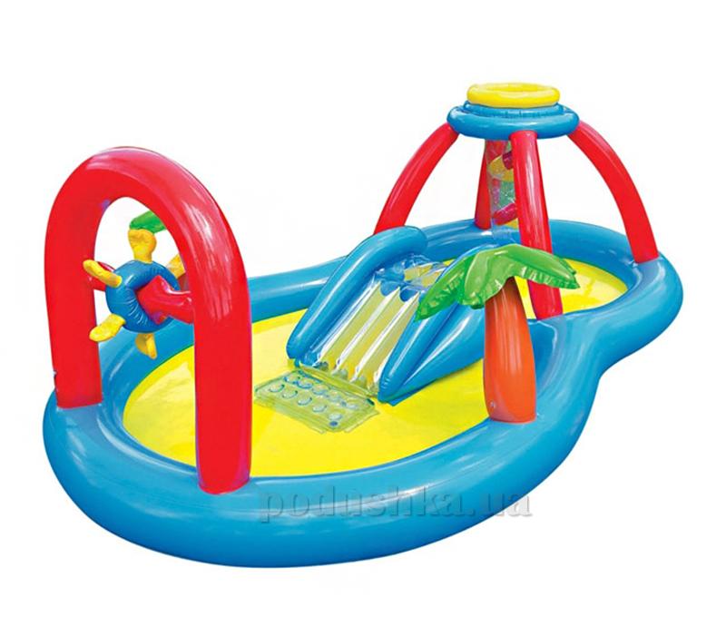 Игровой центр-бассейн Intex 57449