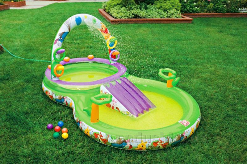 Игровой центр-бассейн Intex 57451