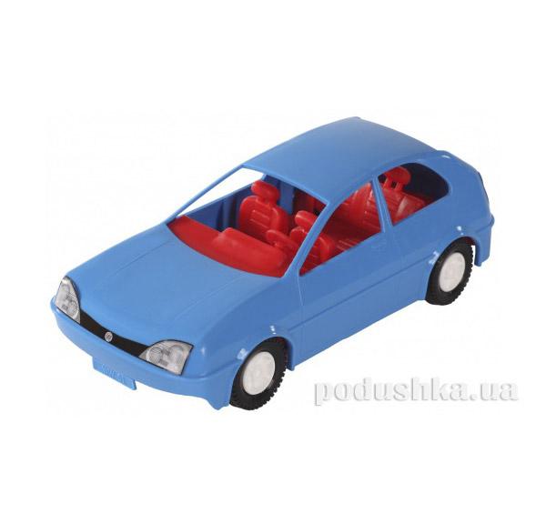Игрушечная машинка авто-купе синяя Wader 39001-2   Wader