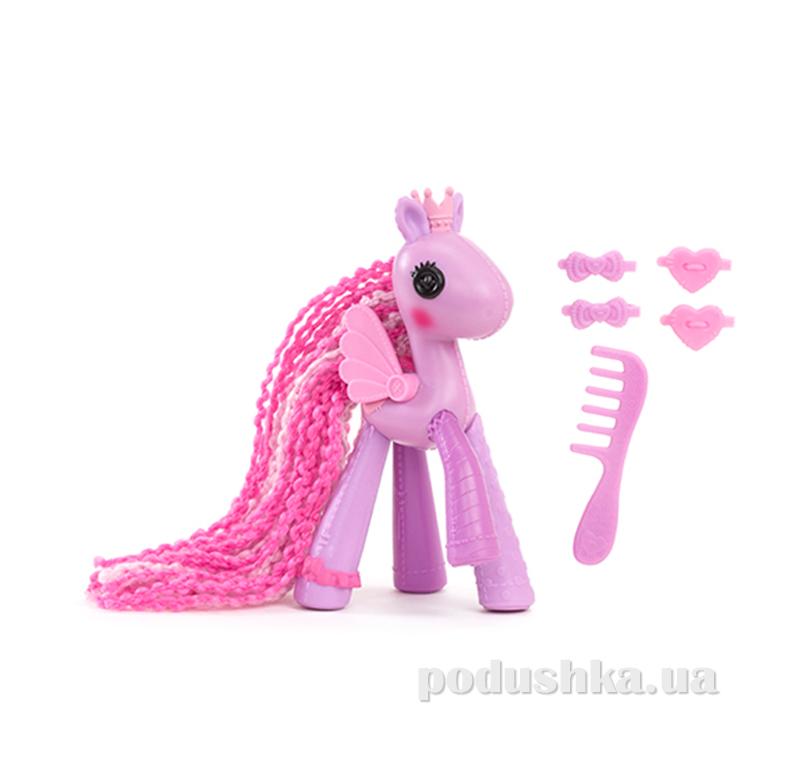 Игрушечная пони Lalaloopsy из серии Кудряшки-симпатяшки Ягодка (с аксессуарами) 529972