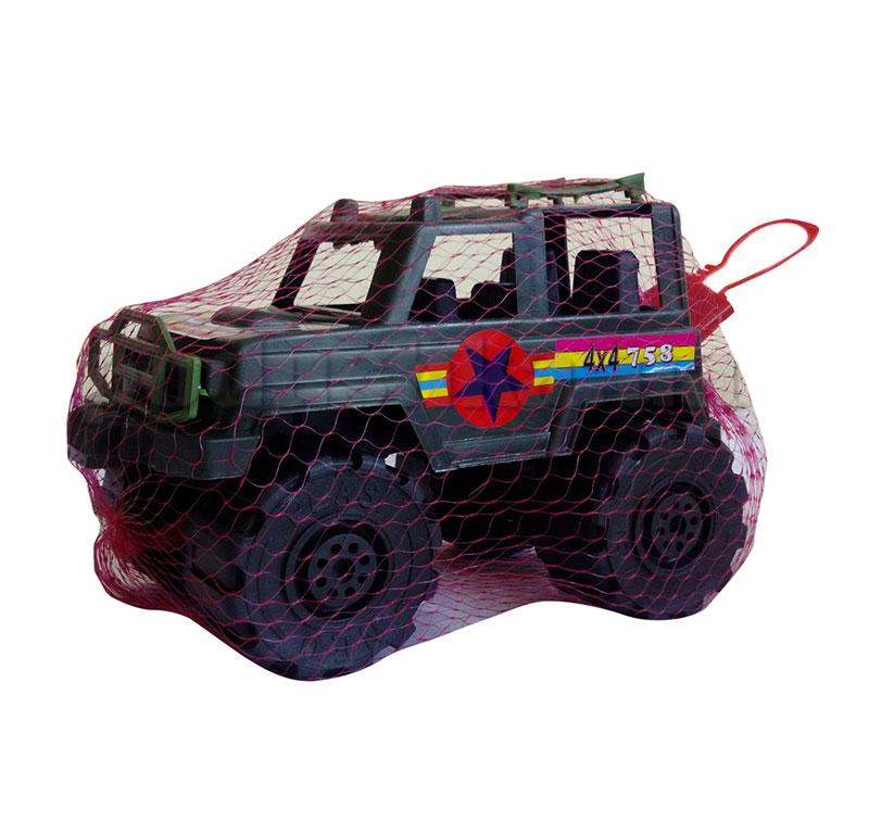 Игрушечный автомобиль Джип военный Kinderway KW-05-502