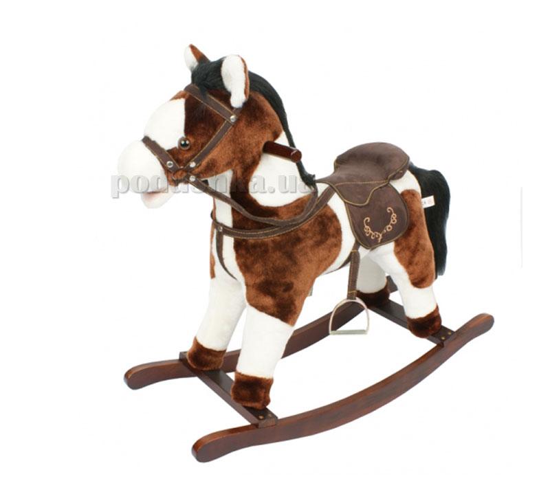 Игрушечный конь-качалка с музыкой JR614 Rock my baby   Rock my baby