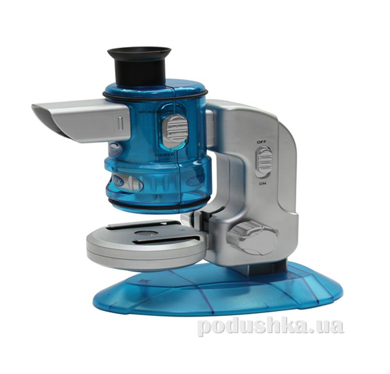 Игрушечный микроскоп с аксессуарами Eastcolight I-Cube 7601-EC
