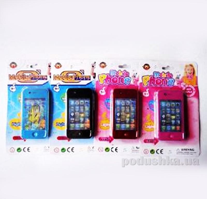 Игрушечный мобильный телефон для малышей Mobile Phone 340617VP