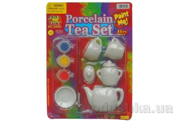Игрушечный набор FunTastic Чайный сервиз 3164