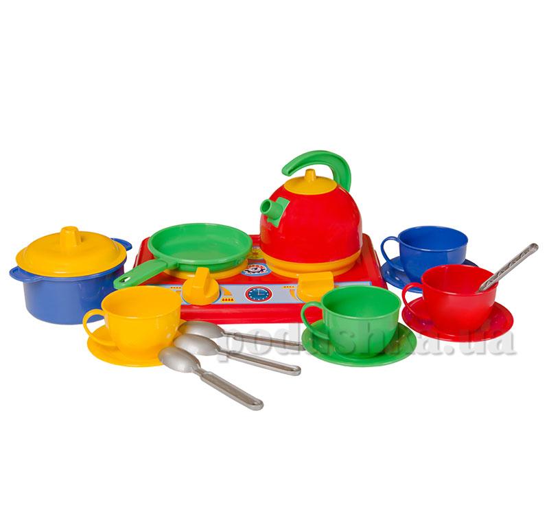 Игрушечный набор Кухня Галинка 5 Технок 35-1-0537