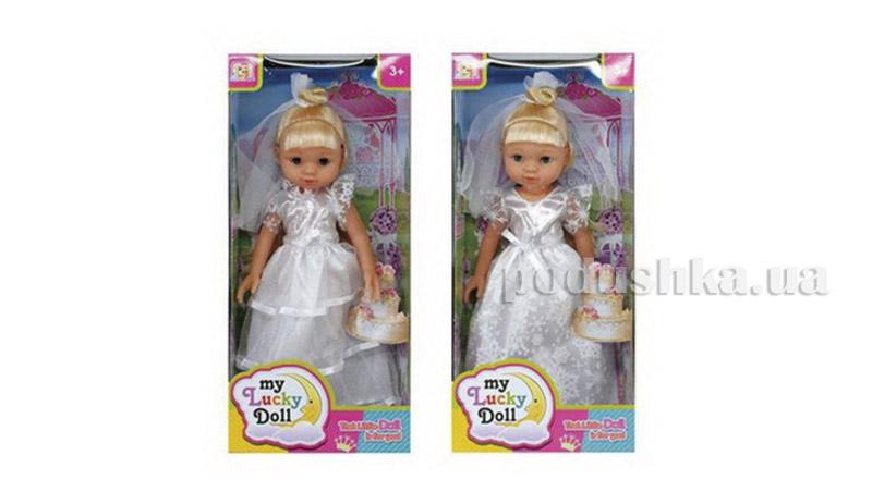 Игрушка детская Кукла Невеста Jambo