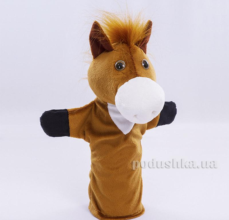 Игрушка детская Рукавичка Конь Копица 00629
