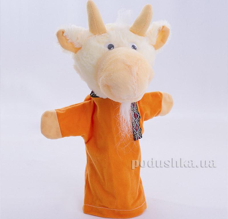 Игрушка детская Рукавичка Козлик Копица 00618