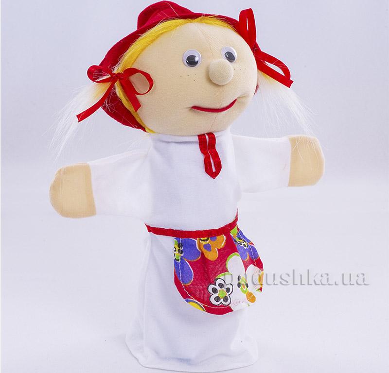 Игрушка детская Рукавичка Красная Шапочка Копица 00611