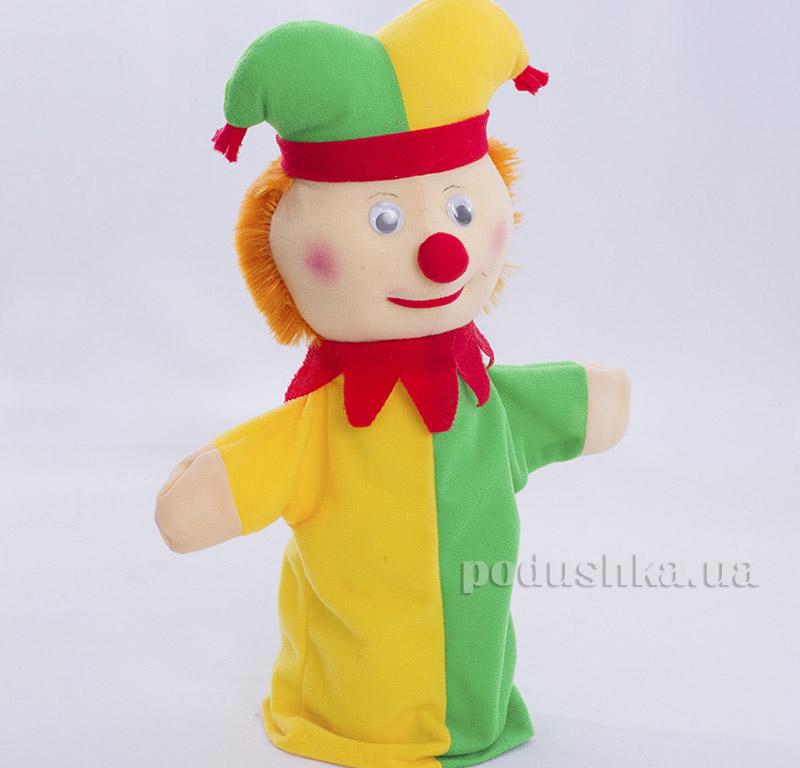 Игрушка детская Рукавичка Шут Копица 00641