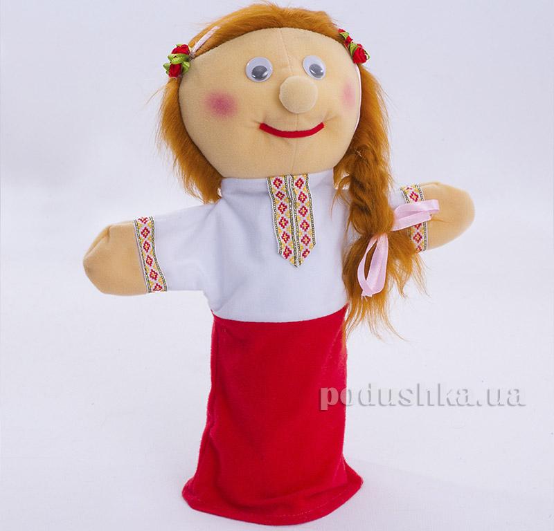 Игрушка детская Рукавичка Украиночка Копица 00633