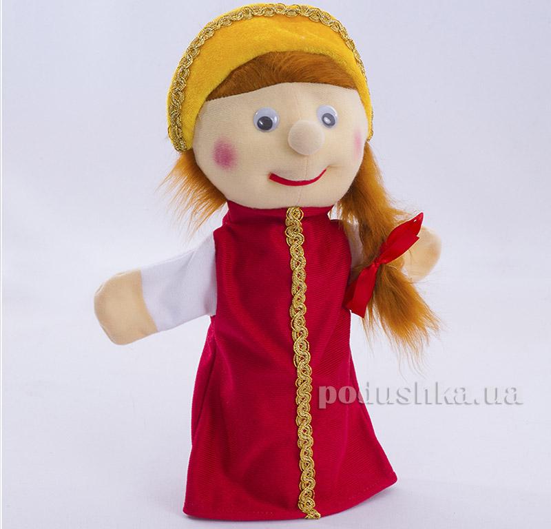 Игрушка детская Рукавичка Василиса Копица 00635