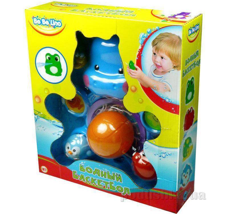 Игрушка для игр в воде Водный баскетбол BeBeLino 57010