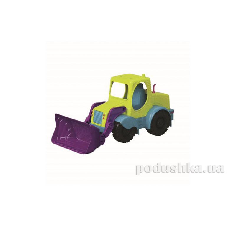 Игрушка для игры с песком Экскаватор Battat BX1416Z