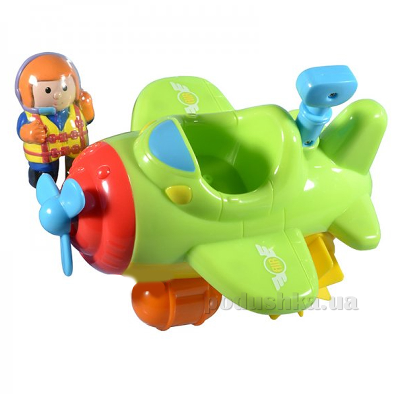 Игрушка для воды Hap-p-Kid Little Learner Транспорт Гидросамолет 3504