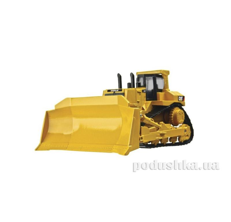Игрушка Металлический Бульдозер CAT 17 см Toy State 39522