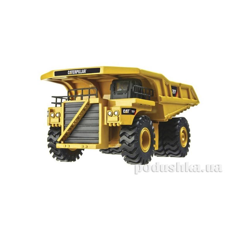 Игрушка Металлический Самосвал CAT 17 см Toy State 39521