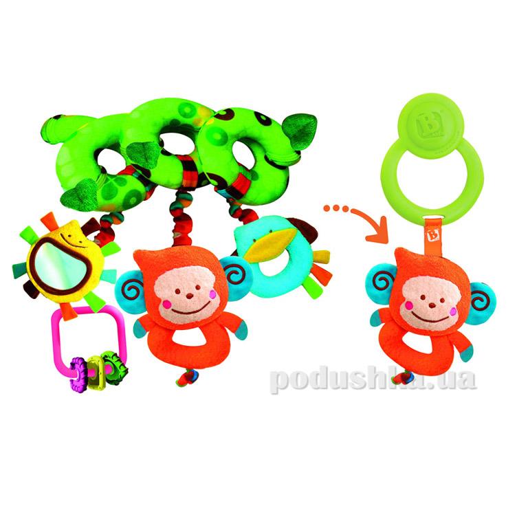 Игрушка на коляску Bkids Джунгли 03794