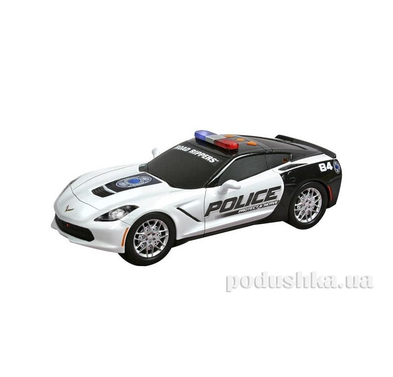 Игрушка Полицейская машина Chevy Corvette C7 Toy State 34595