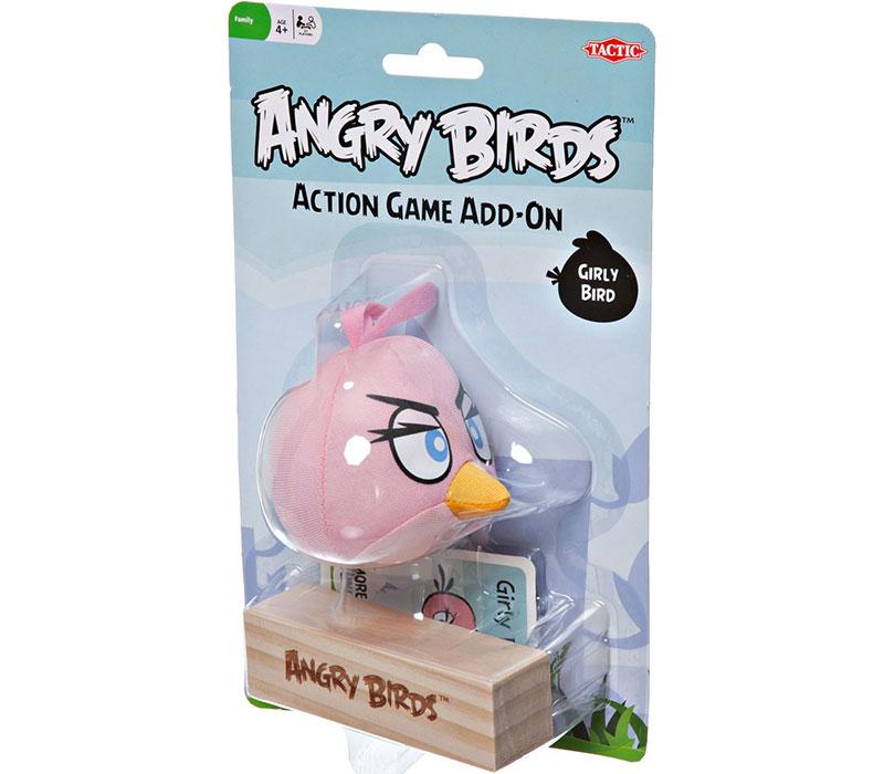 Игрушка Розовая птичка Angry Birds Tactic