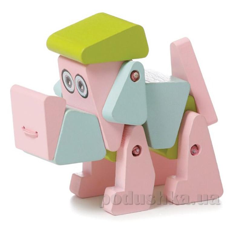 Игрушка Собака-Акробат LA-1 Cubika 11858