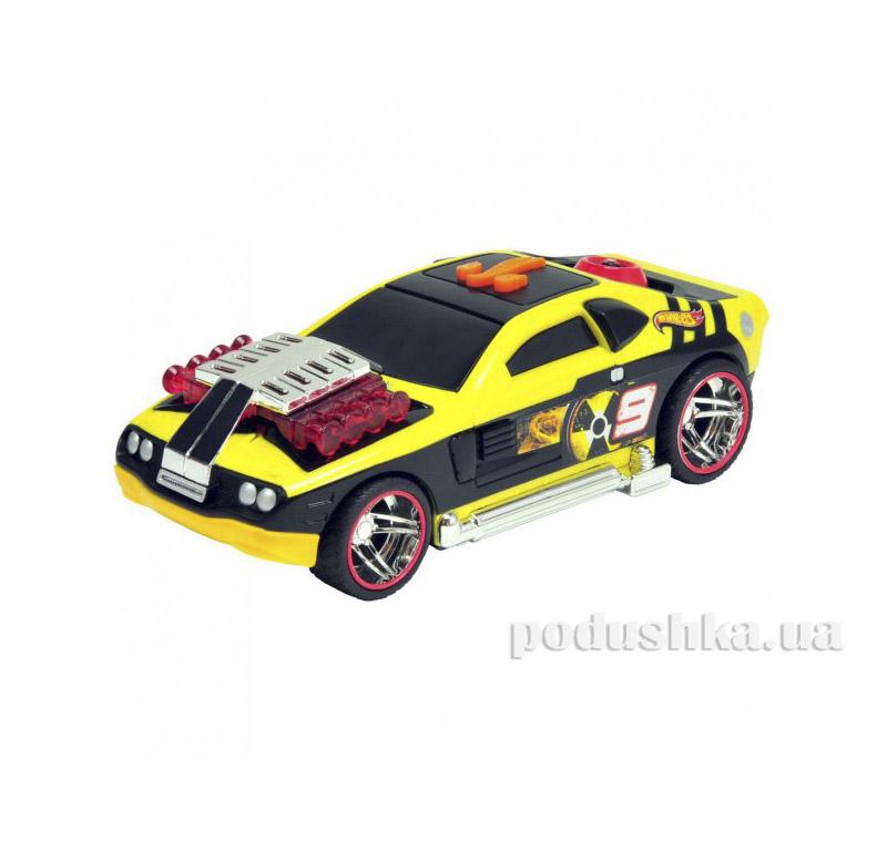 Игрушка Сверхбыстрый автомобиль со светом и звуком Hollowback 16 см Toy State 90501