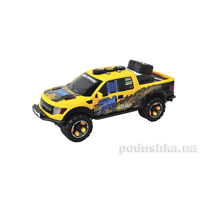 Игрушка Веселые гонки Ford F150 Raptor SVT Toy State 33605