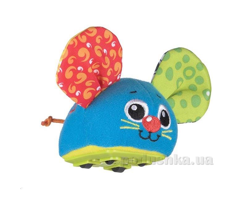 Игрушка-каталка Playgro Мышка 0183037
