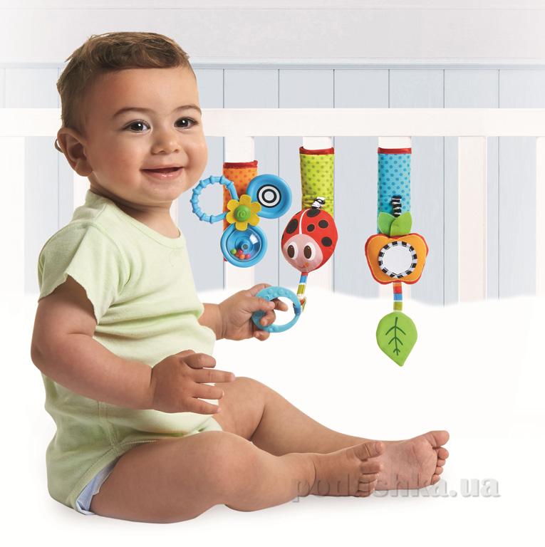 Игрушки для кроватки и коляски Веселая игра Tiny Love 1303605830