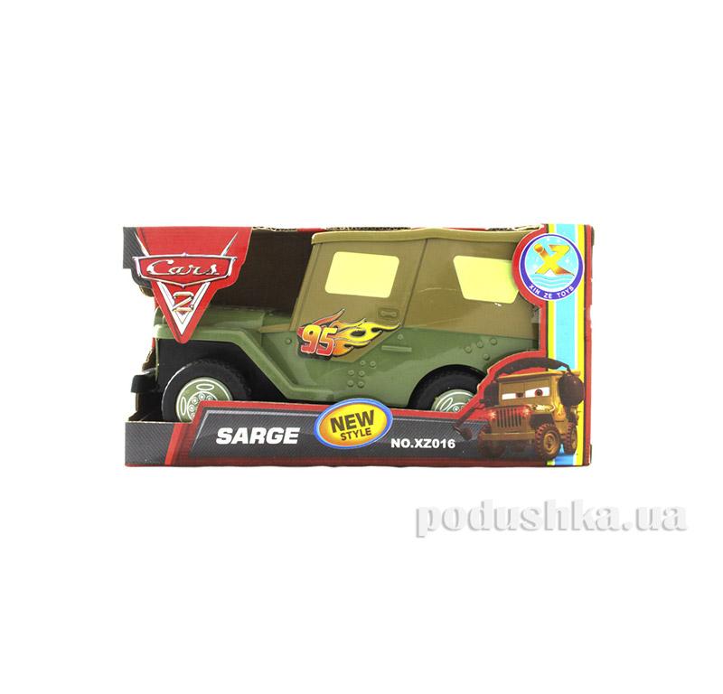 Инерционный армейский джип Sarge XZ016