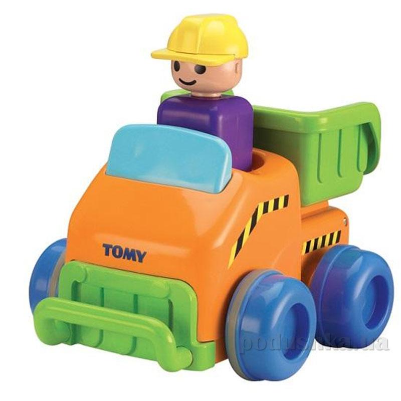 Инерционный грузовик 1012 1 Tomy