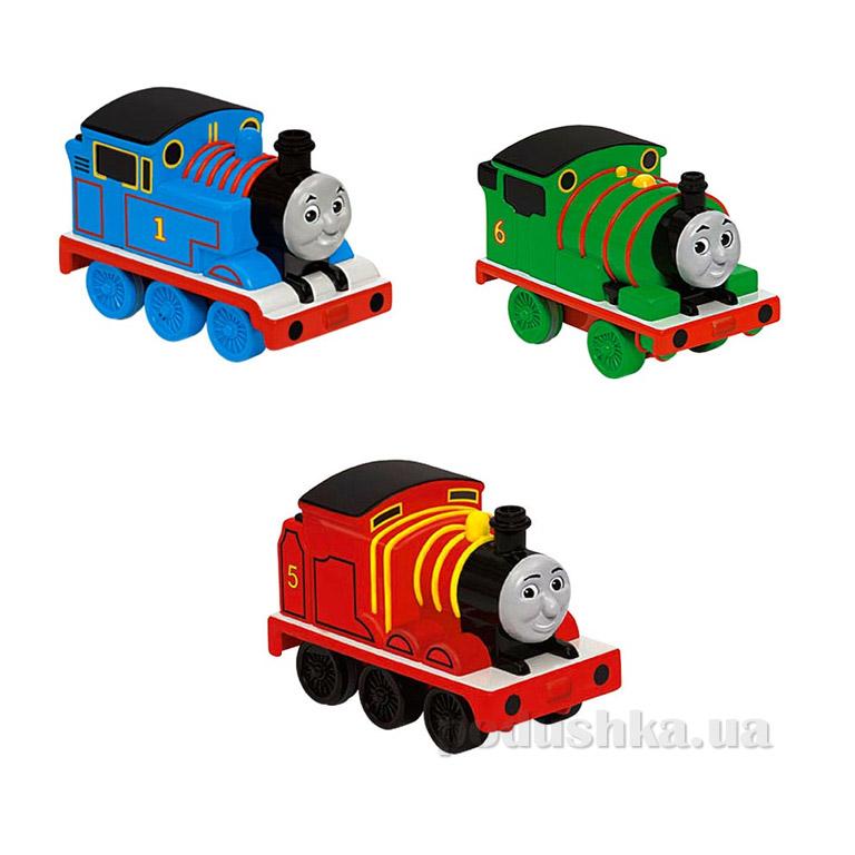Инерционный паравозик из серии Томас и друзья R9493