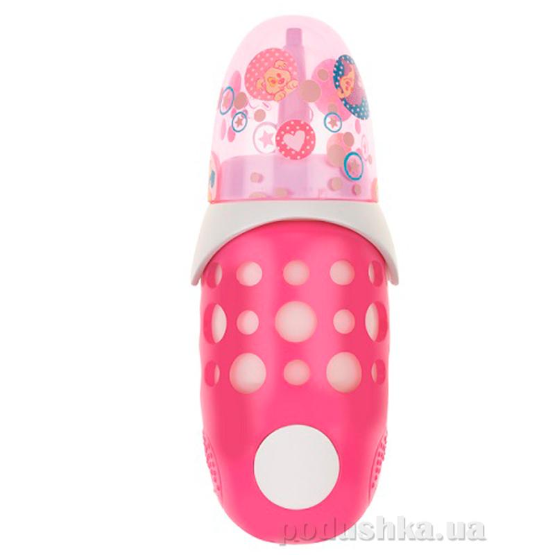 Интерактивная бутылочка для куклы Baby Born Веселое Кормление Zapf 817704